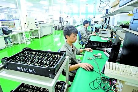 重庆北部新区获批创建全国仪器仪表产业知名品牌示范区