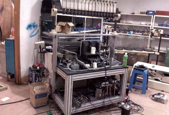 SINEE深圳正弦电气伺服产品应用于绕线机
