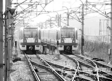 中国已进入城市轨道交通快速发展期