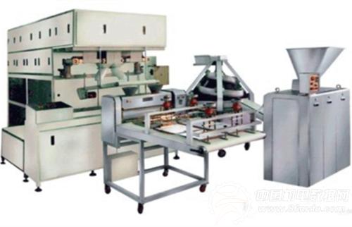 抢占高端市场 烘焙机械行业立足未来