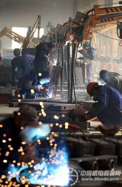 安徽矿机向全年任务目标发起冲刺