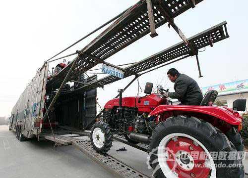 常发工贸新年农机制造热