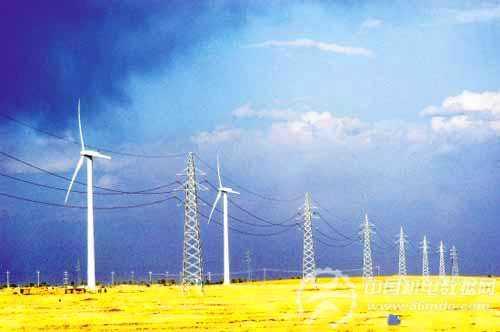 2013年全球风电装机容量达到318兆瓦
