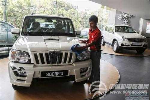印度10月汽车销量跌落6.7% 各级别市场全面下滑